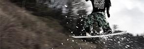 スノーボード競技